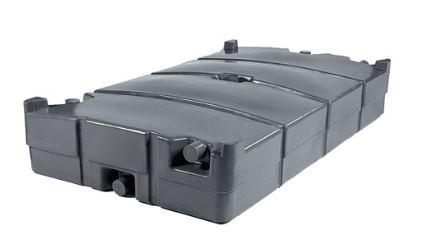 Can-Doo Budjet Rentals Holding Tank